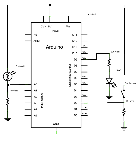 Arduino whileloop